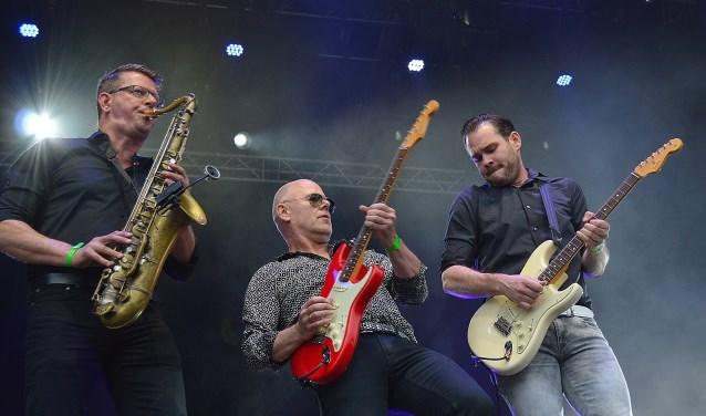 Boom Like That viert op vrijdag 29 maart feest in de schouwburg. Foto: Angelique Lemmens Photography