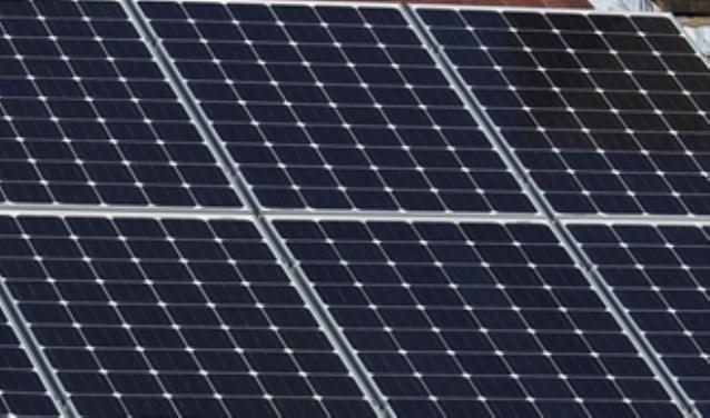 Ook De Hoefslag krijgt zonnepanelen. Foto: archief Peel en Maas.