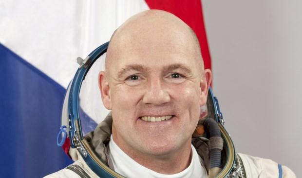 André Kuipers komt naar Schouwburg Venray. Foto: ESA NASA.