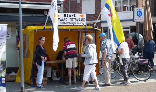 Gezinsfietstocht op zondag 26 mei in Venray.