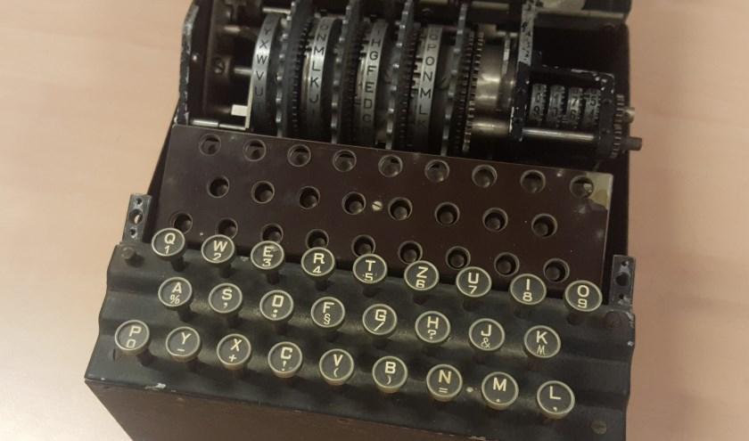 De Enigma G219.
