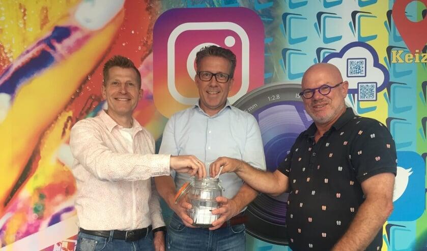 De loting voor de Venray Cup vond donderdag plaats bij Van den Munckhof BV.