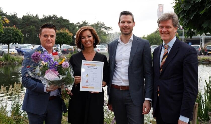 Gladys van den Munckhof is uitgeroepen tot Starter van het kwartaal.
