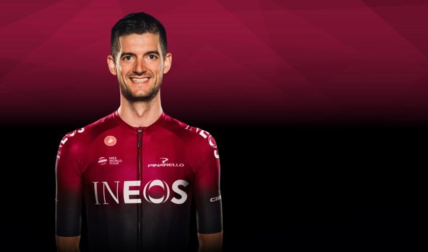 Wout Poels won zaterdag de koninginnenrit in het  Critérium du Dauphiné.