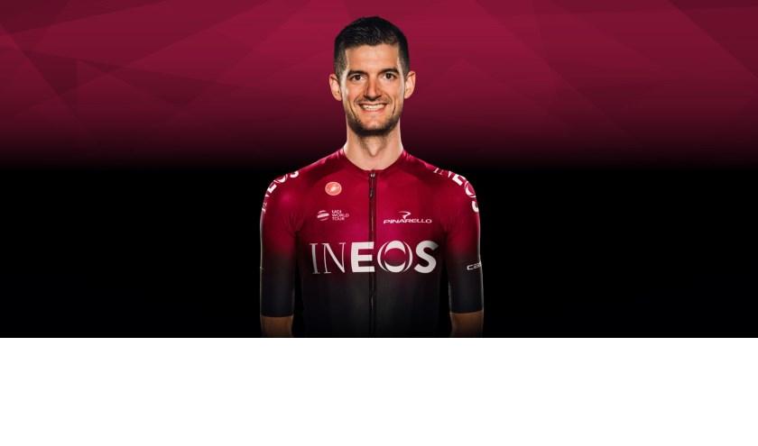 Wout Poels kan ook tijdens de komende Tour de France op de steun van zijn fans rekenen.