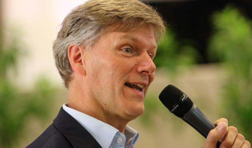 Ook kermiswethouder Jan Loonen blikte woensdagochtend terug op de kermis van 2019.