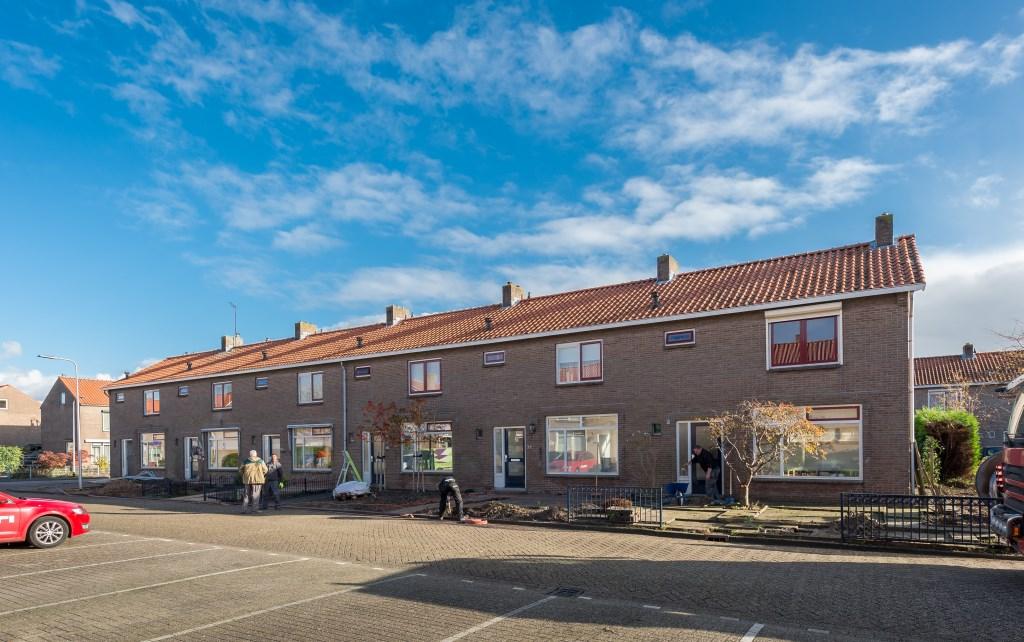 Voor de renovatie Foto: Wim van Vossen ©