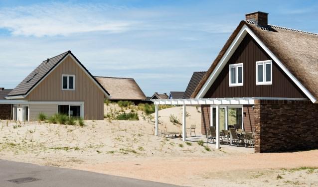 De rechter heeft de bezwaren tegen de bouw van 16 recreatiewoningen door Strand Resort Ouddorp Duin ongegrond verklaard. Foto: Shutterstock