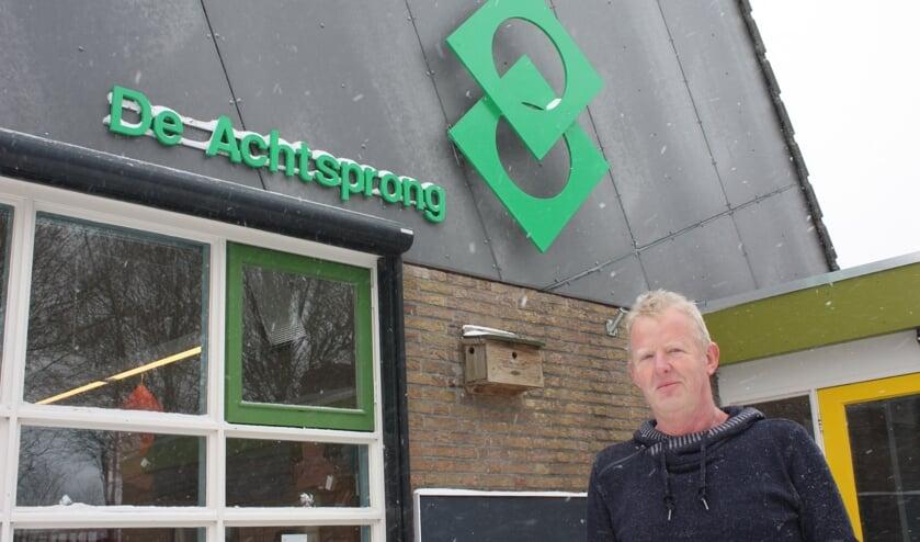 Achtsprong-directeur Roel Hoekman.