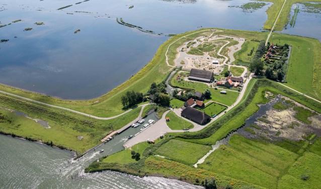 Oevers Zuid-Holland: Tien Gemetenfoto: Joop van Houdt / Rijkswaterstaat