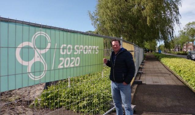 Ben de Neef heeft al 30 verenigingen die meedoen aan zijn Sporttoernooi.