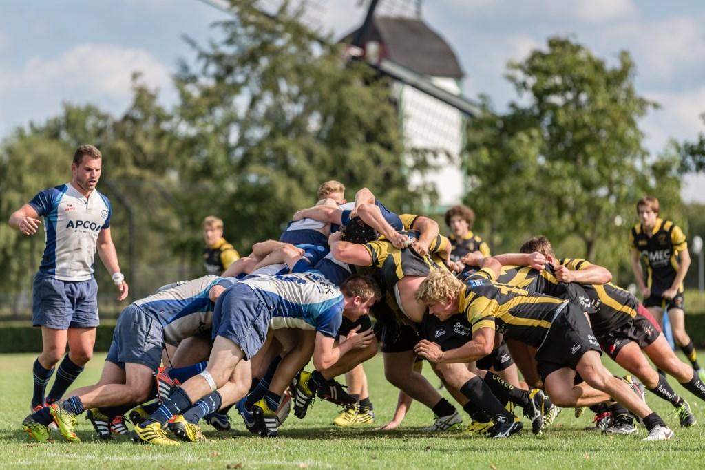 Leuven vs Castricum  | Fotonummer: 533b95