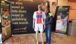 Marco van der A opent showroom van sportmerk Saller in Volkel