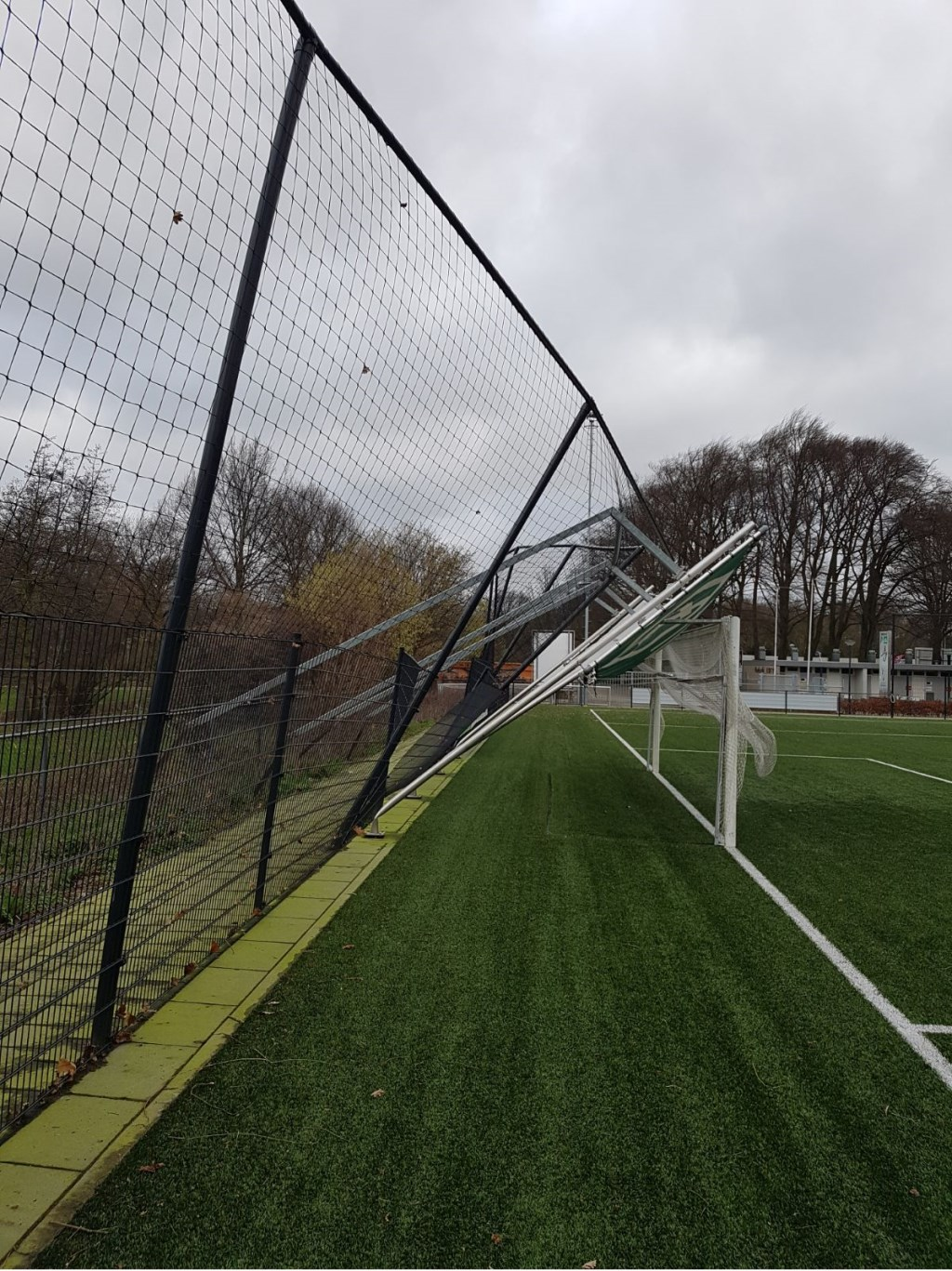 Sportpark UDI'19/CSU Foto: DeMooiUdenKrant © MooiUden