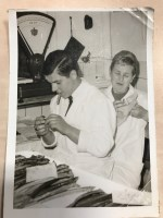 Zestig jaar Fish specialist Tonies: 'Voor verse vis en een vrolijk woordje!'