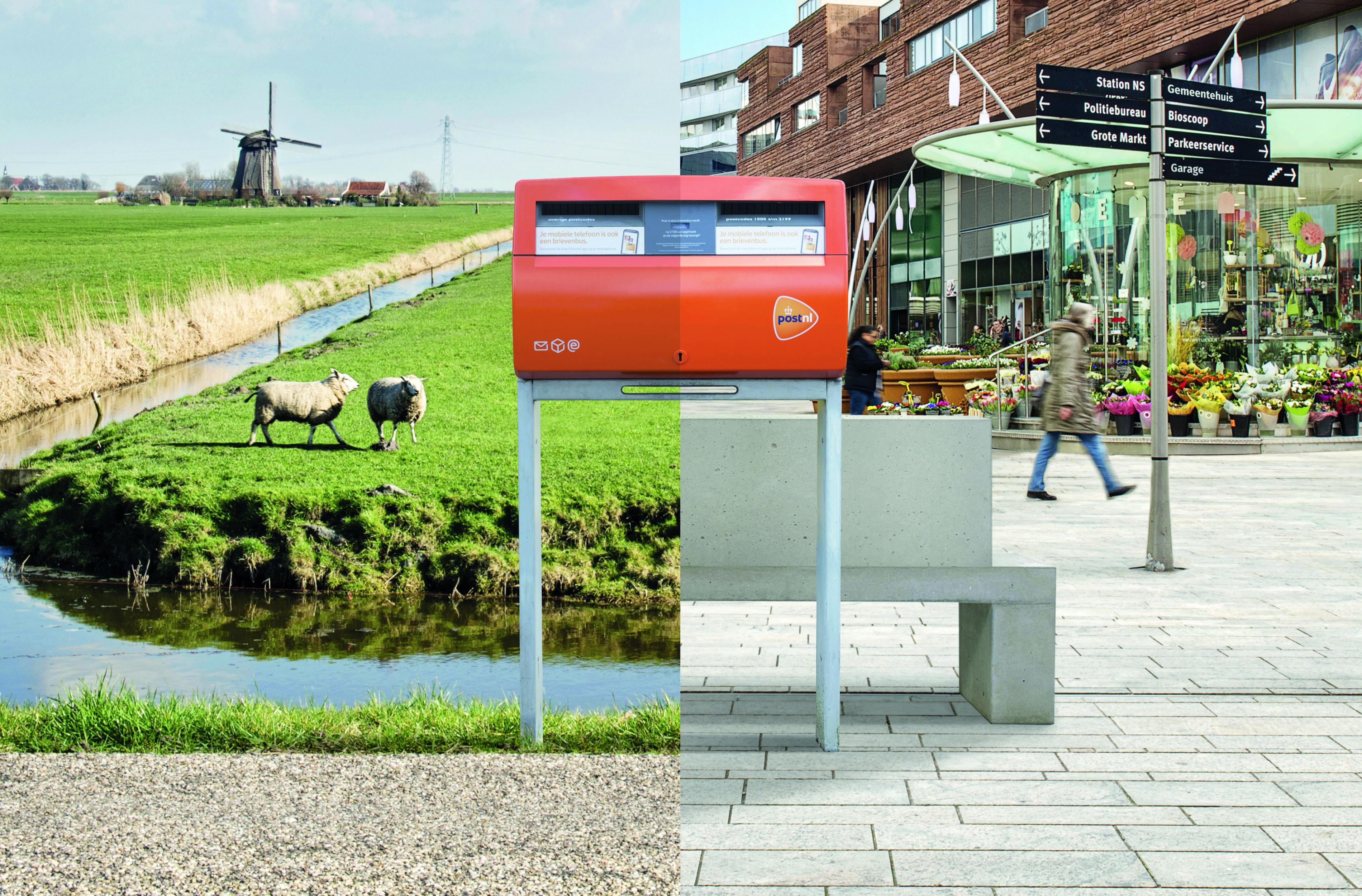 In de gemeente Enkhuizen blijven tien brievenbussen en verdwijnen zeven brievenbussen.