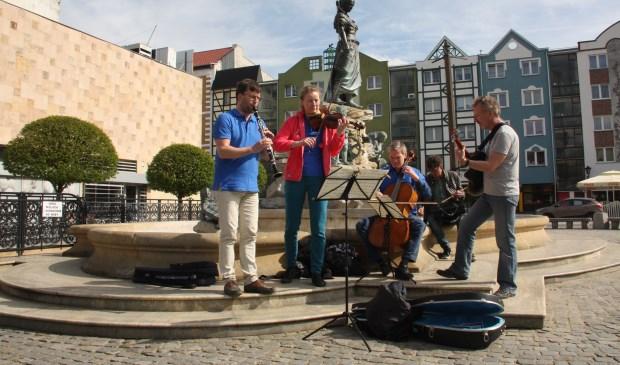 Zondagmiddag Live! bij Onder de Linden met Zagan Trio
