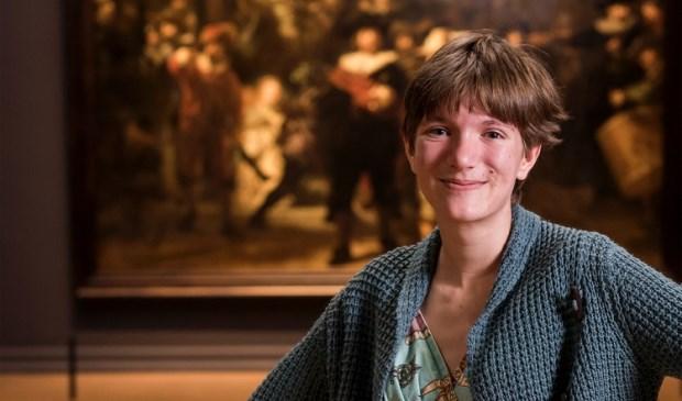 Louella Hendriksen.