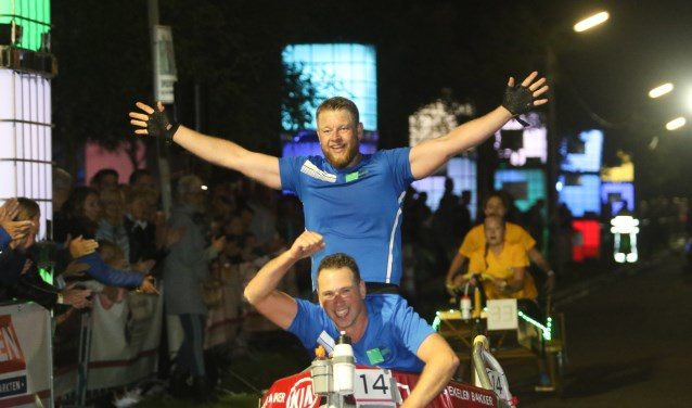Wie wint dit jaar de Langedijker Beddenrace?