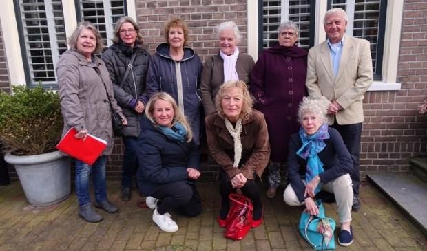 De straatcontactpersonen uit Castricum.