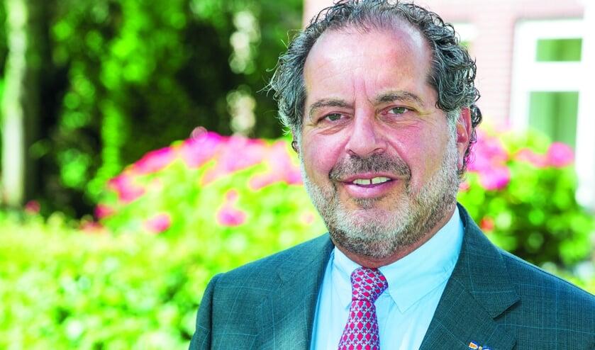 Burgemeester Jaap Nawijn neemt afscheid van gemeente Hollands Kroon.
