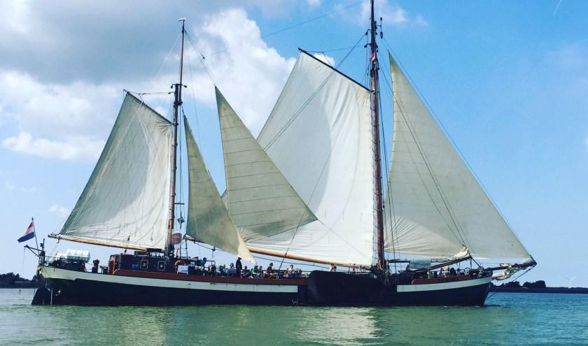 SailWise is op zoek naar enthousiaste vrijwilligers voorop de tweemastklipper Lutgerdina.