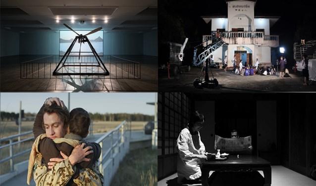 In Eye komt een tentoonstelling over de geschiedenis in conflictgebieden.