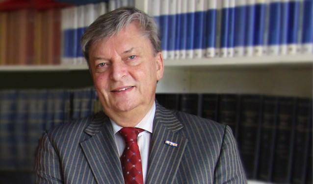 Ds. Willem J.J. Glashouwer.