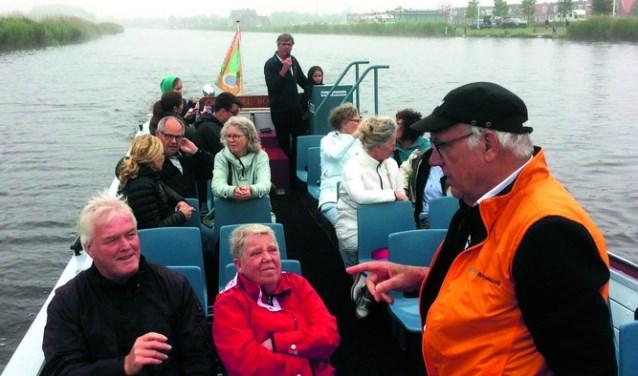 De Broekervaart: een leuk begin van een heerlijke middag uit.