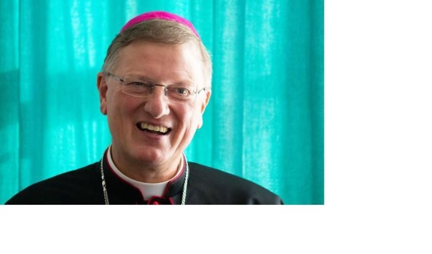 Mgr. Jan Hendriks, hulpbisschop/coadjutor van het bisdom Haarlem-Amsterdam.