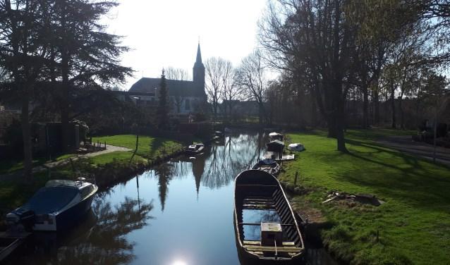 Langedijk, het Giethoorn van Noord-Holland...?