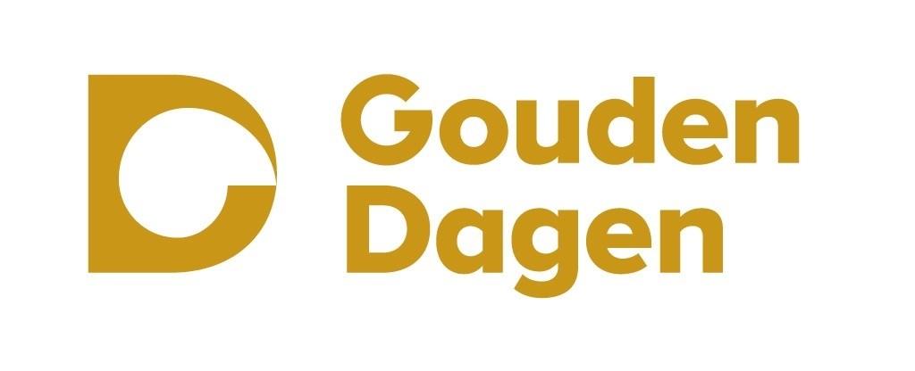 Het logo van Gouden Dagen. (Foto: Aangeleverd) © rodi