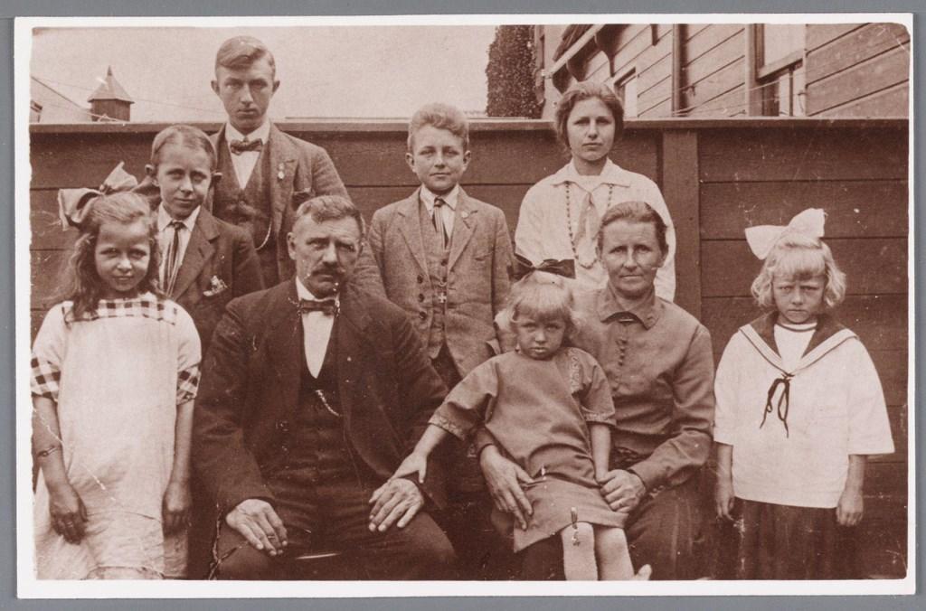 Familie Kee-Mulder (Foto: aangeleverd) © rodi