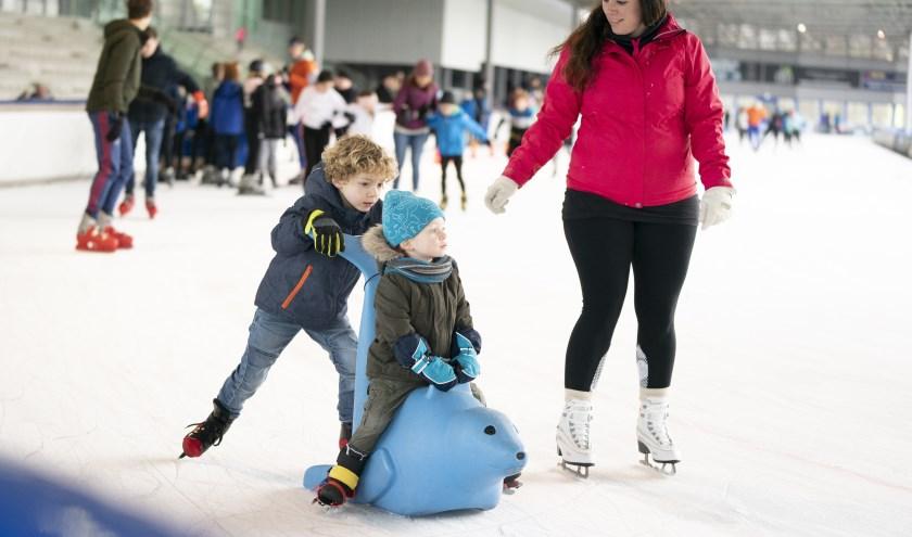 Het schaatsseizoen zit er weer op.