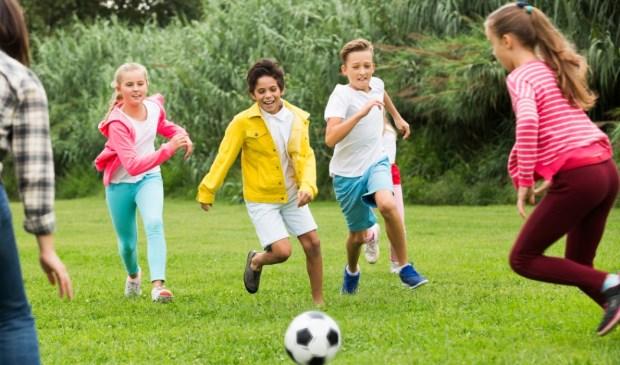 Welk kind houdt er nou niet van lekker buiten spelen?