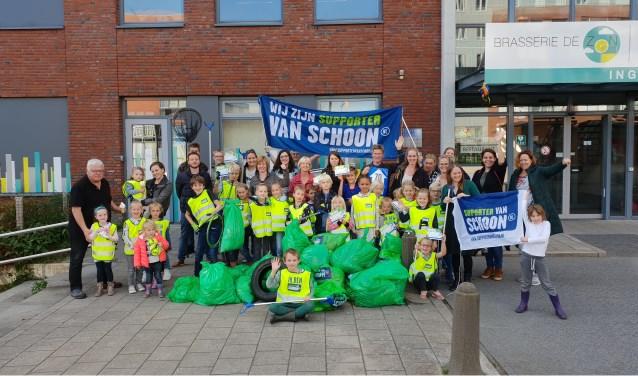 Wie prikt er 30 maart mee en helpt mee de Stad van de Zon schoon te houden?