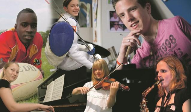 Stuchting Kristalhelder reikt jaarlijks de Jong Talent Prijs uit in gemeente Den Helder.