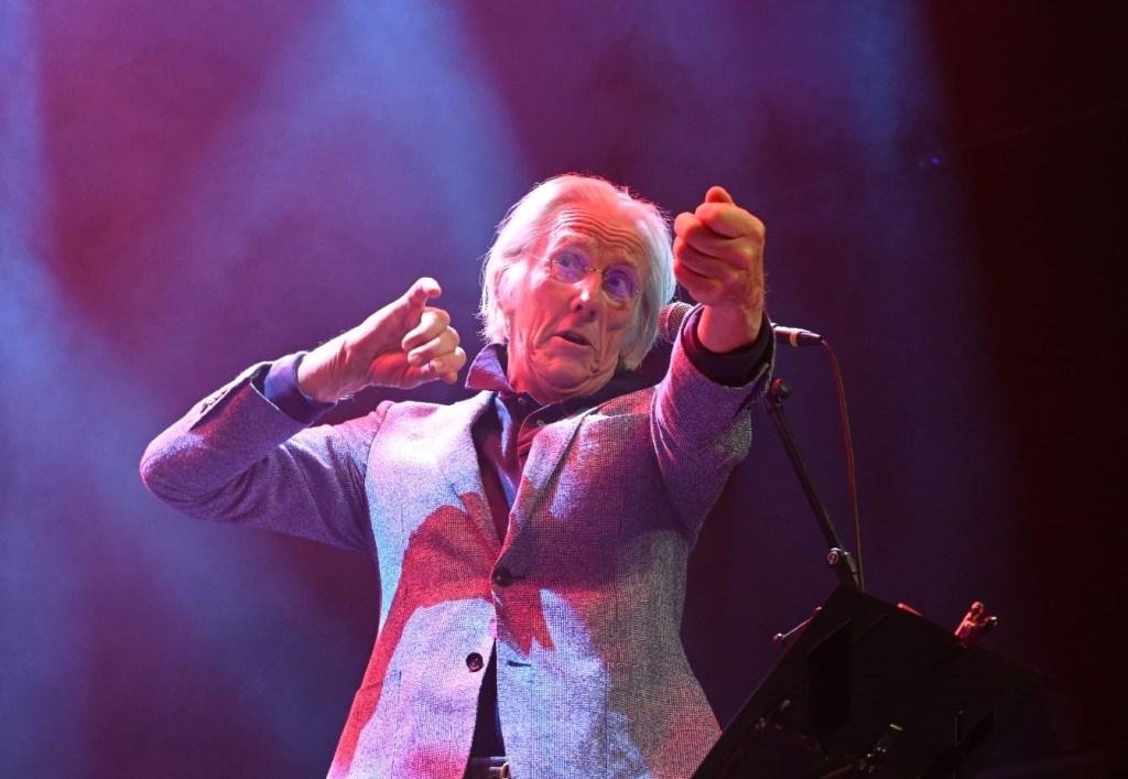 Freek koos ook voor een rapversie van zijn 'Er is leven na de dood'. (Foto: Onno Hulshof) © rodi