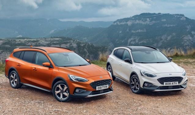 Hoger, ruimer en completer! De Ford Focus Active Crossover maakt indruk.