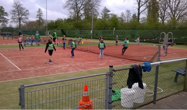De open dag vindt plaats bij het sportcomplex aan de Stationsweg 4.