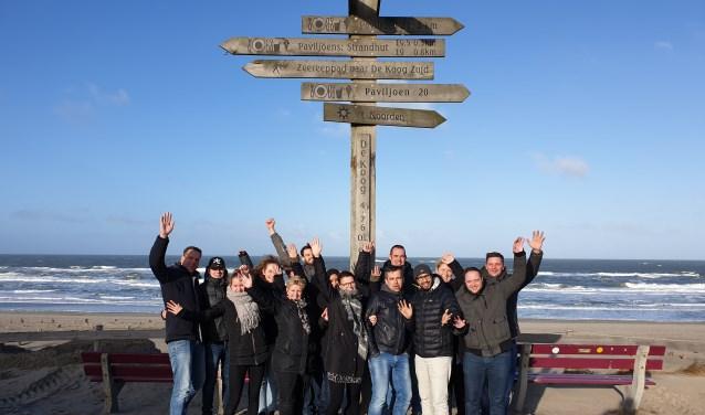 BEKU vierde haar jubileum al op Texel.