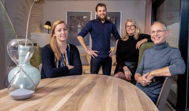 Het team van Bot Meubelen in Hoorn.