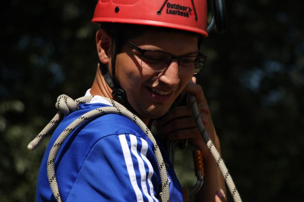 Muhammed Candan is een van de jongeren die 2be2gether organiseert.  © rodi