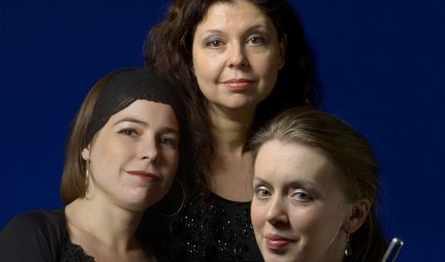 Het Miranda-trio.