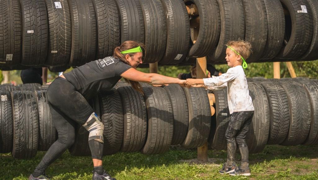 De Major Family Obstacle Run. (Foto: Alex de Haas) © rodi
