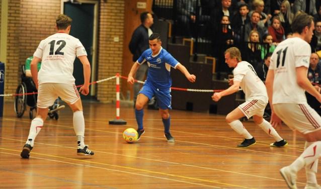FC Marlene verloor in de uitwedstrijd tegen White Stones met 1-2. Komende zaterdag de laatste competitiewedstrijd tegen zvv Volendam.