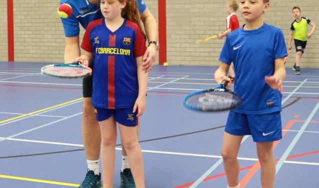 Met de JSP kan de jeugd uit Heemskerk kennismaken met verschillende sporten.