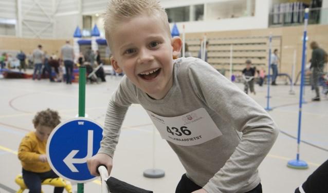 Alkmaar Sport organiseert een Dreumesinstuif.