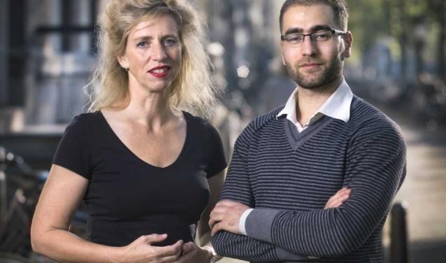 Suzanna Jansen en 'Wael'.
