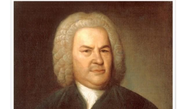 Johann Sebastian Bach.